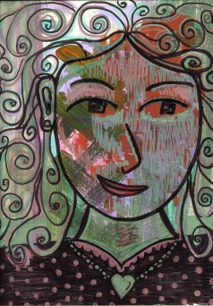 """Amelia,"" by Susan E. Hendrich"