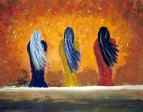 """""""Our Mothers Walked Before Us,"""" by Susan E. Hendrich"""